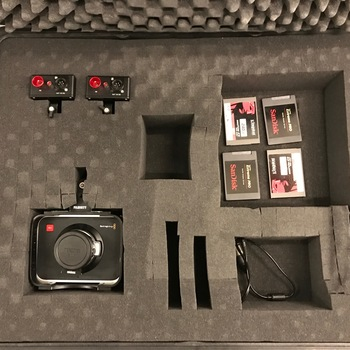 Rent Black Magic Cinema Camera Kit