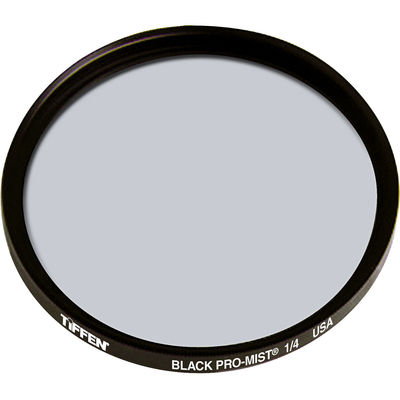 Tiffen 77bpm14 77mm black pro mist 1 4 55644
