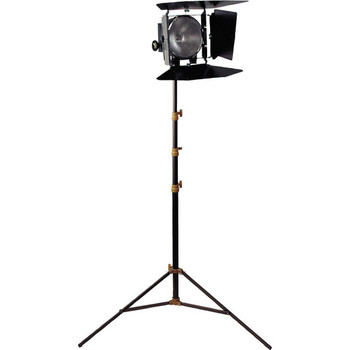 Rent Lowel DP Light w/ Light Stand, Barn Doors, & Daylight Balanced Gels (CTB)