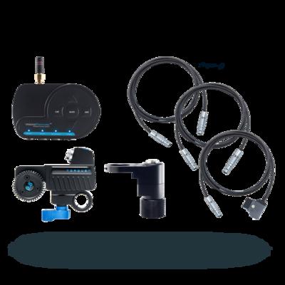Microremote handheld kit
