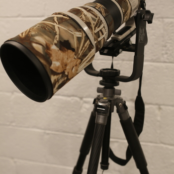 Rent Canon 500mm F4 IS L Telephoto Lens