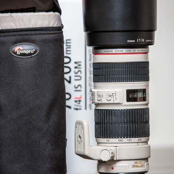 Rent Canon 70-200mm F4 IS L lens