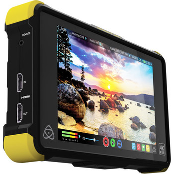 "Rent Atomos Shogun Flame 4K HDMI/12G-SDI Recorder and 7"" Monitor w/ 480GB SSD"