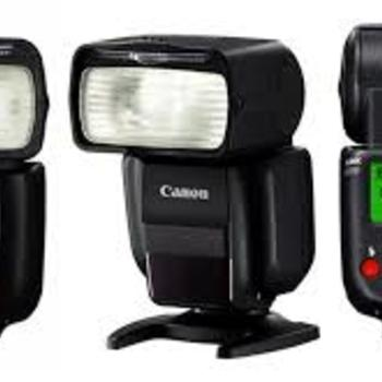 Rent Canon Speedlite Flash 430EX III RT (the new III not the old II) NEW + cable