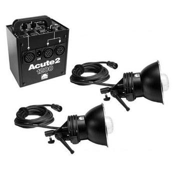 Rent Acute 2 1200 Power Pack plus 2 Heads