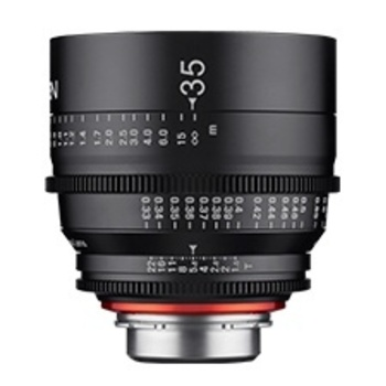 Rent  Rokinon Xeen 35mm T1.5 Professional Cine Lens