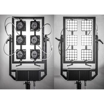 Rent Digital Sputnik LED DS6 Lighting Kit