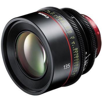 Rent Canon CN-E EF Mount Cinema Prime 5 Lens Kit