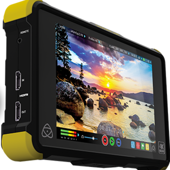 Rent Atomos Shogun 4K Recorder and Monitor