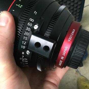 """Rent Canon cine prime 50mm  f1.3 CF18"""""""