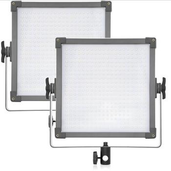 Rent F and V 1x1 Daylight LED 2 Light Kit