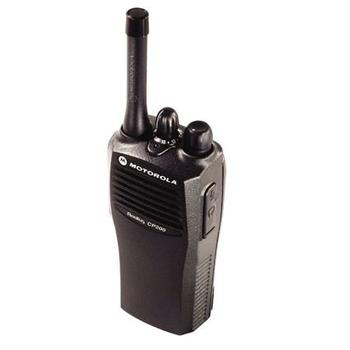 Rent Motorola CP200 Walkie w/ Headset