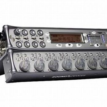 Rent Sound Devices 788T-SSD Audio Recorder w/ CL-8 Mixing Control