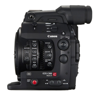 Rent C300 mark ii