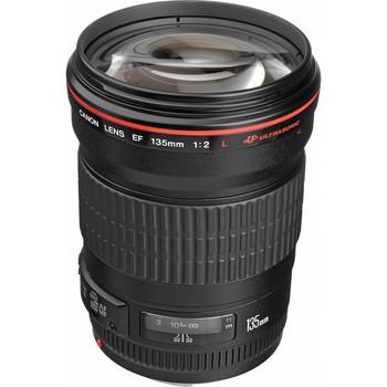 Rent Canon EF 135MM f/2 L