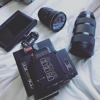 Rent Red Epic w Helium 8k cinema camera