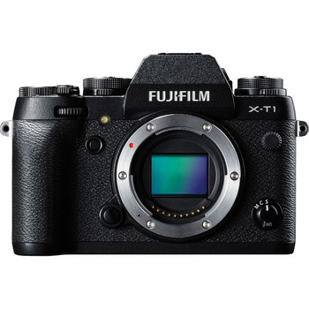 Rent Fuji X-T1 Mirrorless Camera (Body Only)