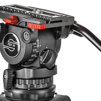 Rent Sachtler FSB 10 Fluid Head(100mm Bowl)