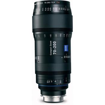 Rent Zeiss 70-200mm T2.9 Compact Zoom CZ.2 Lens(EF/PL)