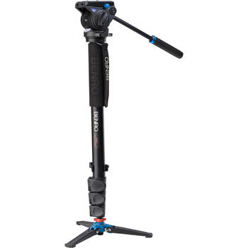 Rent Benro monopod with S4 Video Head