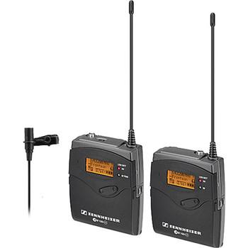 Rent Sennheiser G3 Wireless Lavalier Microphone Kit