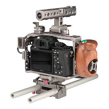 Rent Sony ASII with Tilta Rig for stabilization