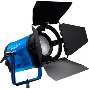 Rent Dracast LED 1500 Bi-Color LED Fresnel + Softbox
