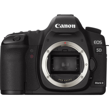 Rent Canon EOS 5D Mark II Digital Camera (Body Only)