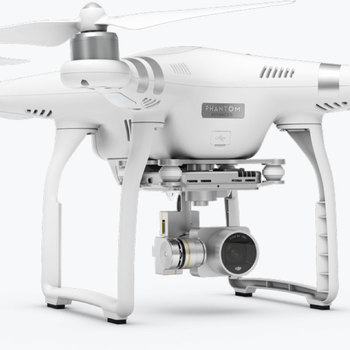Rent DJI Phantom 3 Advanced Quadcopter with 2.7K Camera