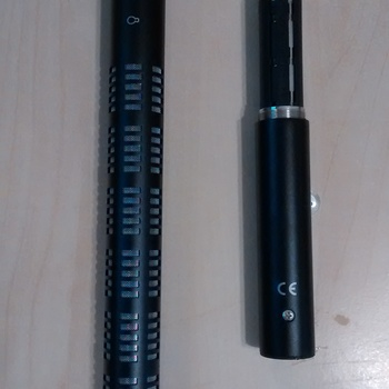 Rent Sennheiser Shotgun Microphone