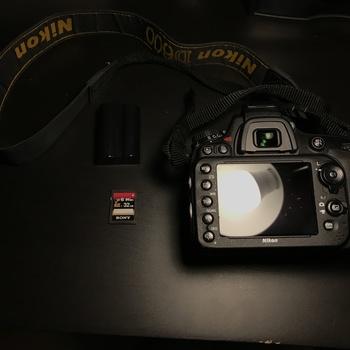 Rent Nikon Full-Frame D600 DSLR 24.3 Megapixels