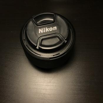 Rent Nikon Prime 50mm F/1.8G lens