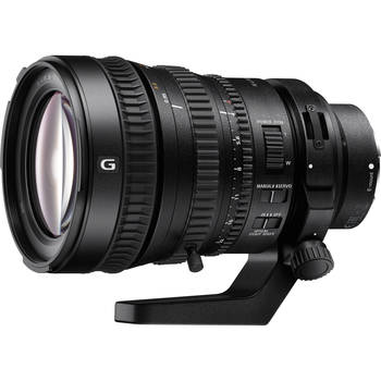 Rent Sony FE PZ 28-135mm f/4 G OSS Lens