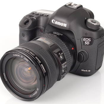 Rent Canon 5D Mark III Package w/24-70mm and 70-200mm F/2.8