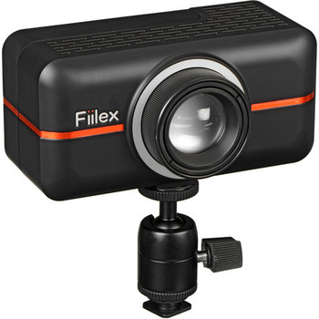 Rent Fiilex P100 On-Camera LED Video Light w/ Accessory Kit