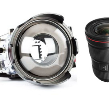 Rent Ikelite Housing for 5DMark IV/Mark III/ +Canon 16-35+ Dome