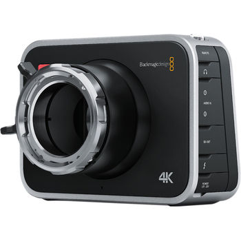 Rent Blackmagic Production 4K camera