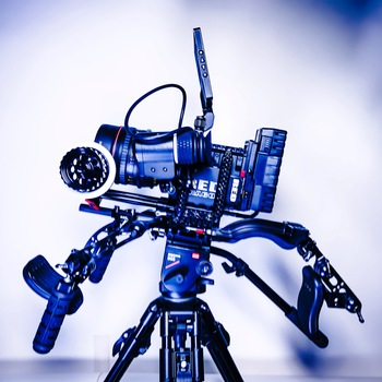 Rent RED Epic-M Dragon w/ Tokina 50-135mm lens and shoulder rig package