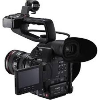 Rent Canon C100 Mark II w/24-105
