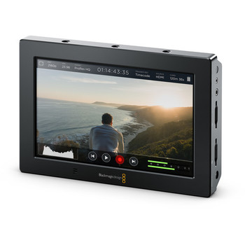 Rent Blackmagic Video Assist Monitor and 4K Recorder