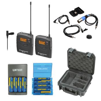 Rent Sennheiser EW 112-P G3 Lavalier Mic Kit - G (566-608 MHz)