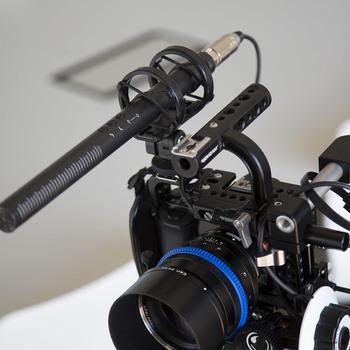 Rent Rode NTG4+ Shotgun Microphone
