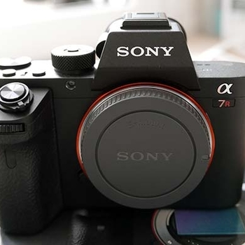 Rent Sony A7RII 42MP Mirrorless 4k Camera
