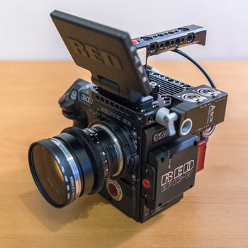 Rent RED Epic-W Helium 8K S35 package