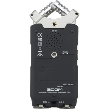 Rent Zoom H4n Pro 4-Channel Handy Recorder