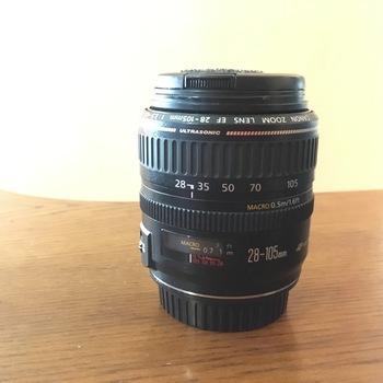 Rent Canon EF 28-105 3.6-4.5