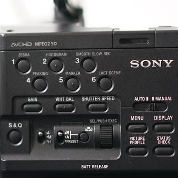 Rent Sony FS100