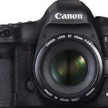 Rent Canon 5D MK3 camera kit
