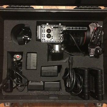 Rent RED EPIC M-DRAGON