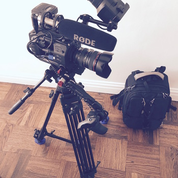Rent FS7m2 +lens/audio/tripod - PACKED PERFECTLY FOR RUN&GUN